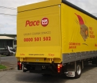 Curtain Side Truck Bodies