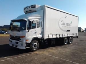 Gourmet Truck Body