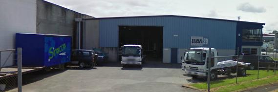 Manukau Truck Bodies Building