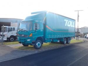 Toll Truck Body